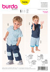 Burda Kids naaipatroon 9436