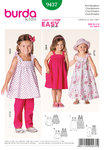 Burda Kids naaipatroon 9437