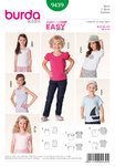 Burda Kids naaipatroon 9439