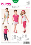 Burda Kids naaipatroon 9440