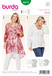Burda Blouse